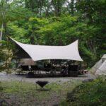 【キャンプ用品】初心者必見!タープの種類と選び方